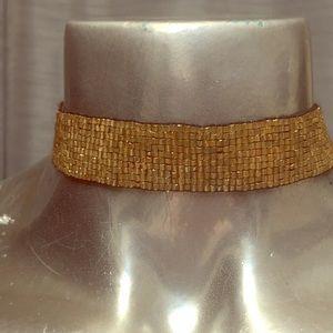 Torrid Gold Choker.  NWOT